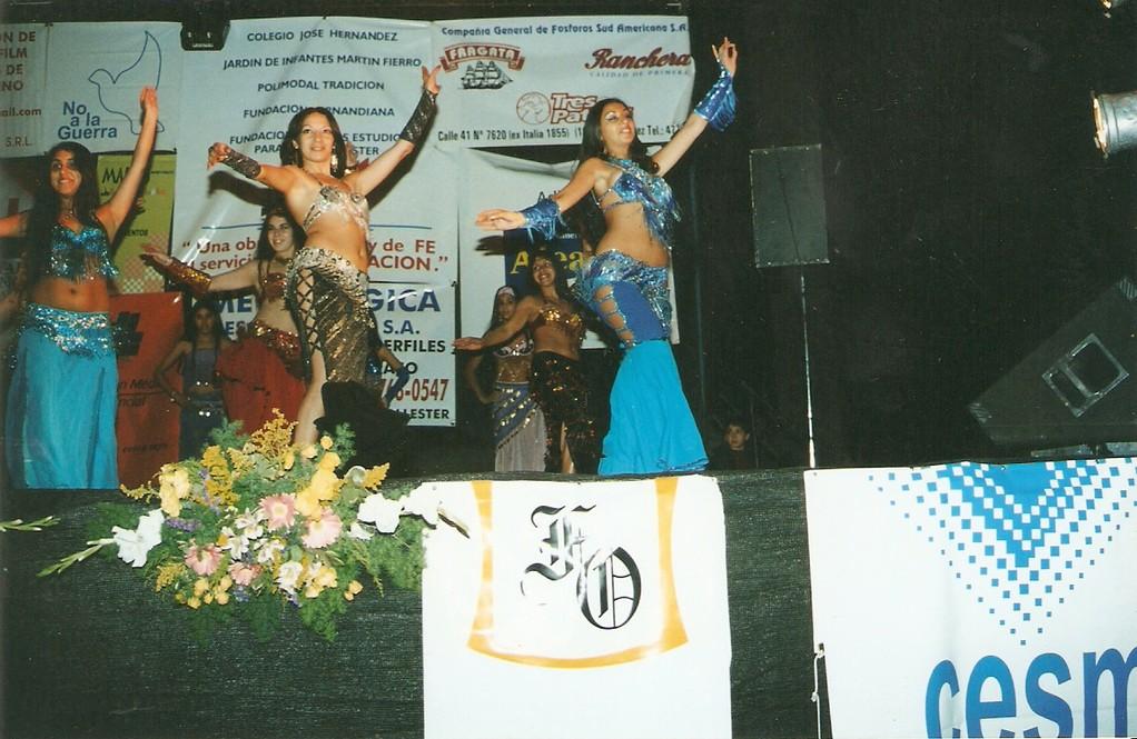 Feria de las Colectividades de Chilavert 2007