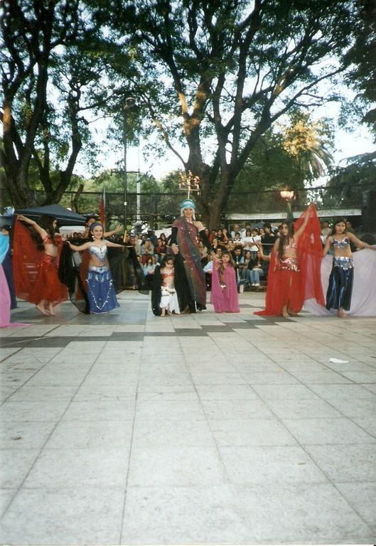 Feria De las colectividades de Martinez 2007
