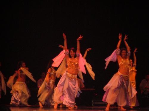 En la Gala 2008 de fin de año de Yamil Annum en el Lola Membribes