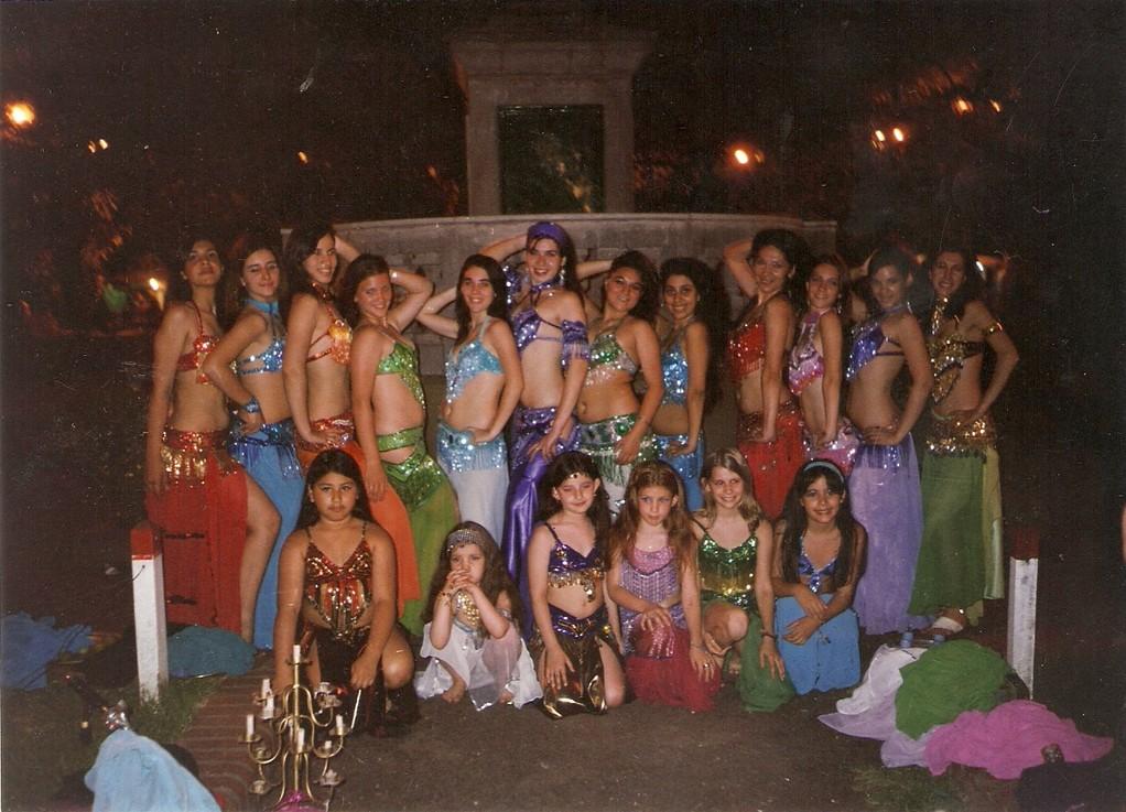 Feria de las Colectividades de Martines 2006