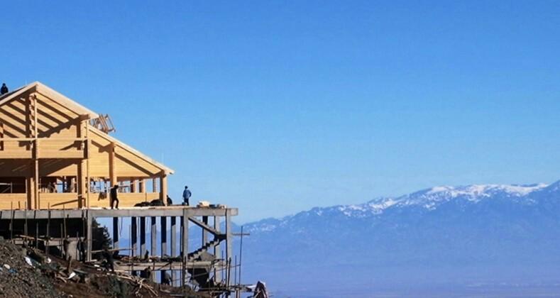 Casas de madera. Construcción biopasiva y pasiva