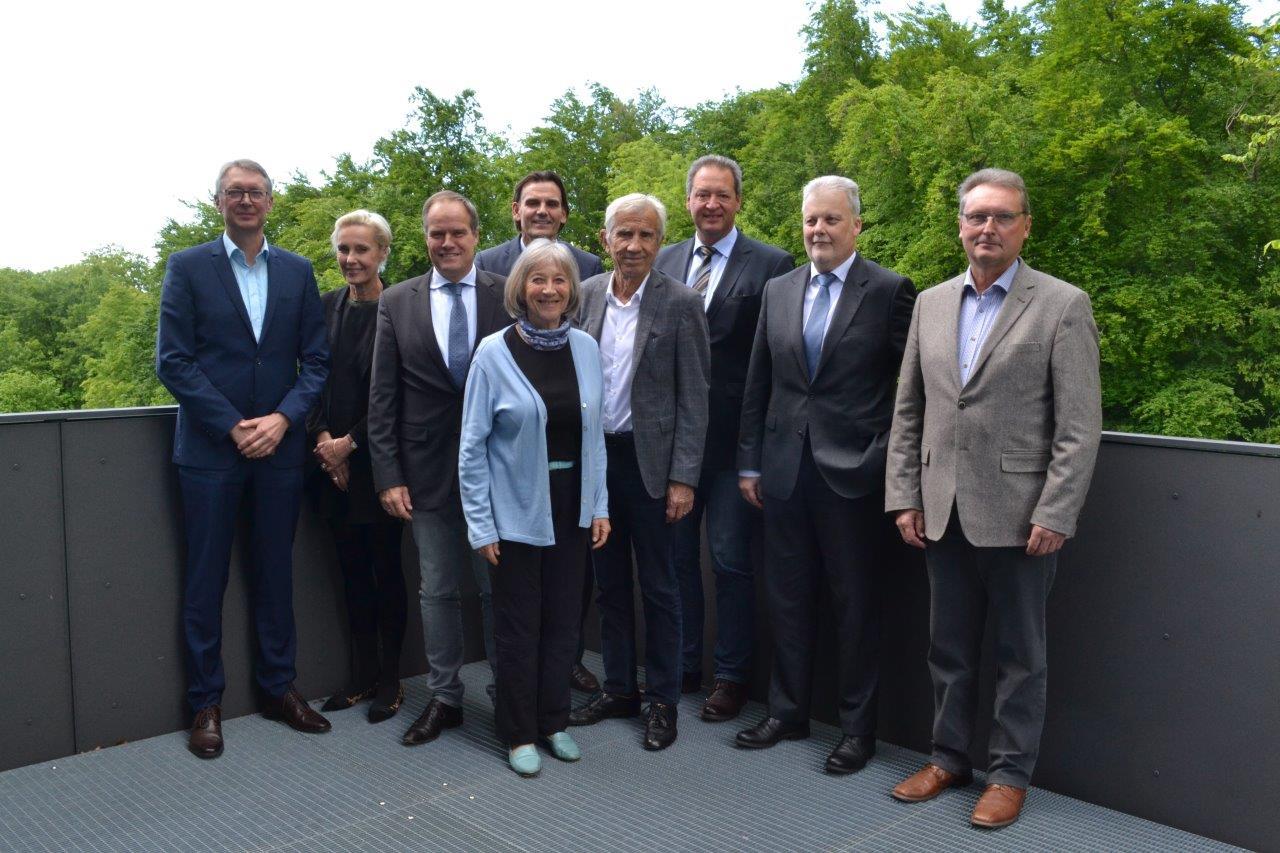 Vorstand und Ehrenmitglieder 2019