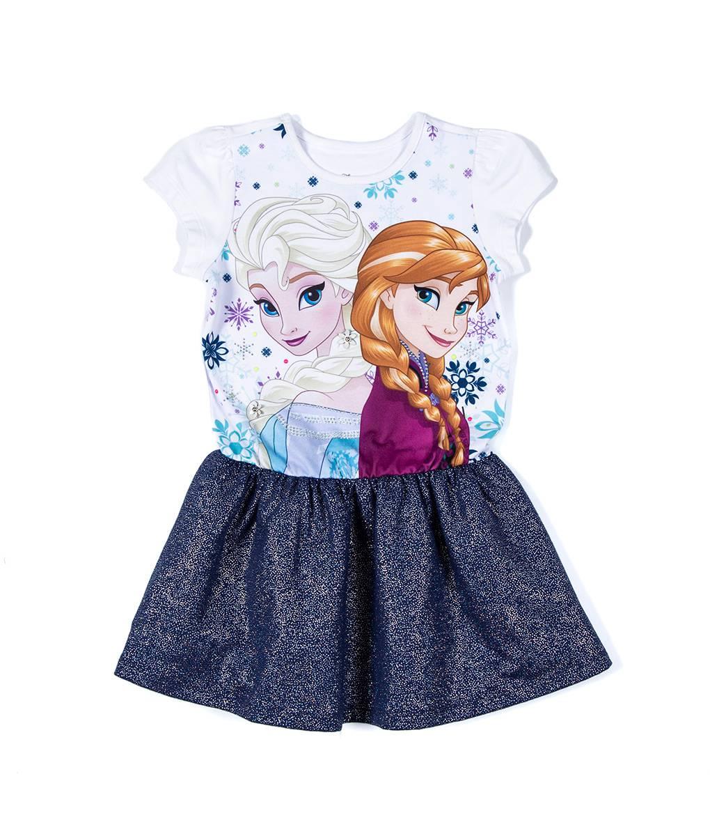 Vestido niña Frozen               Tallas: 4          Precio: $20,00