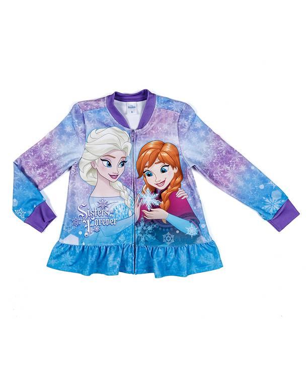 Chompa niña Frozen               Tallas: 6, 8, 10          Precio: $25,00