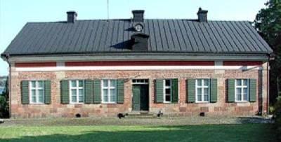 Alte Zollhaus Dalarö