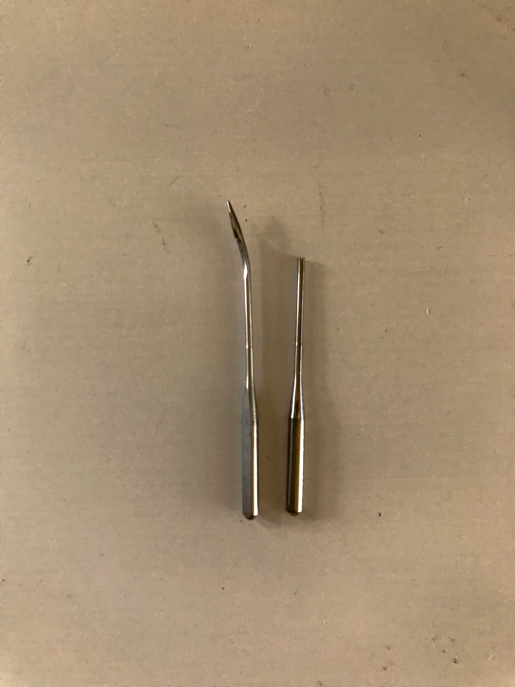 Ja, mein Nadel-Problem