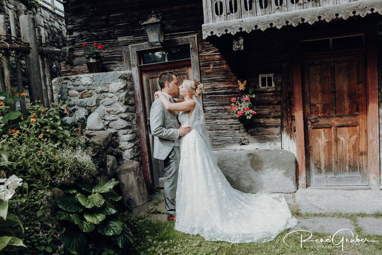 Hochzeit am schönen Weerberg