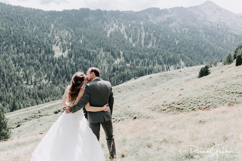 Hochzeit am Weerberg