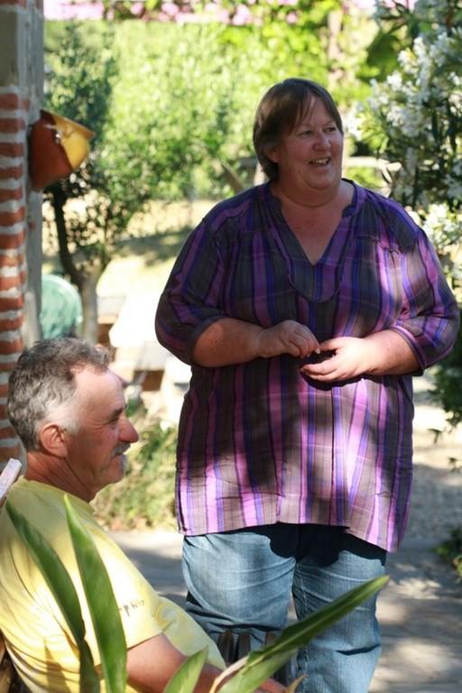 Jean-Paul et Marie-José Raynaud vous accueillent