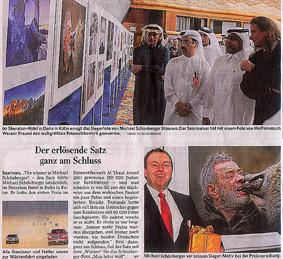 Auszug aus Saarbrücker Zeitung vom 20.12.2011