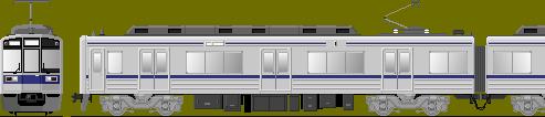 湘南電鉄の電車