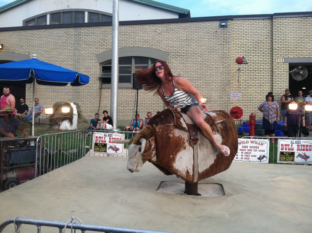 The Bull Ride