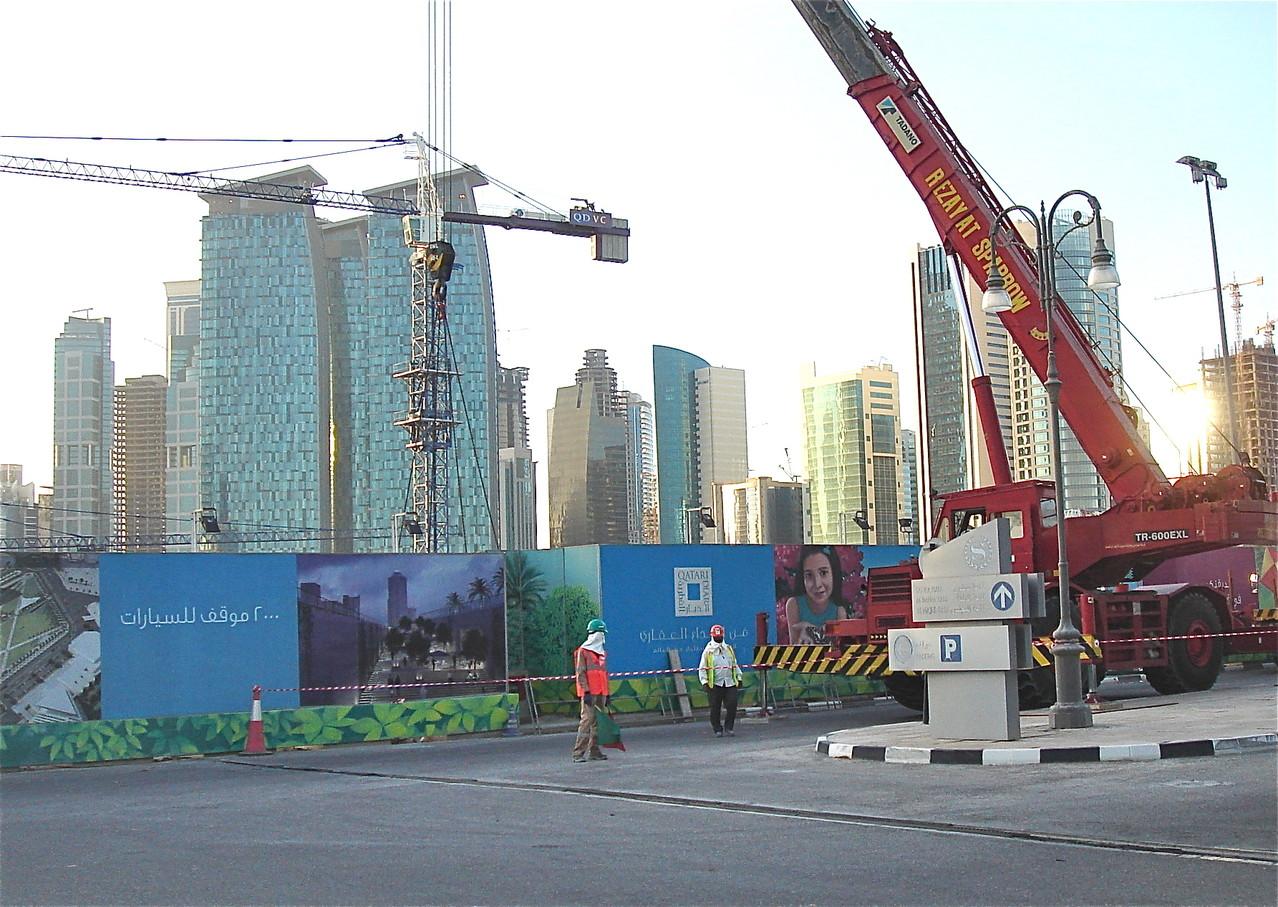 Construction, Doha