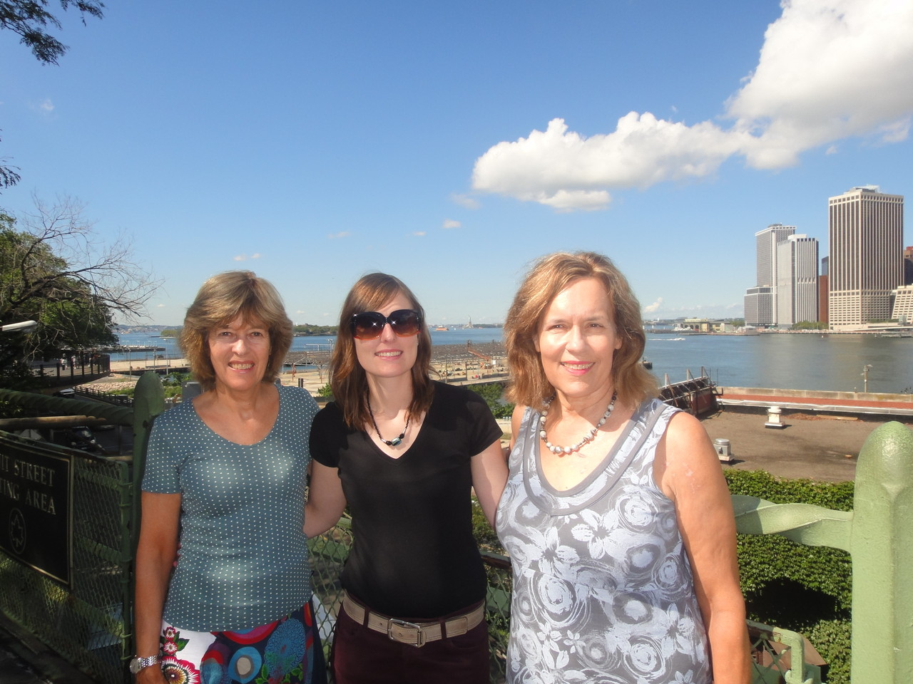 Nancy, Anna, & Lorraine, Brighton Beach