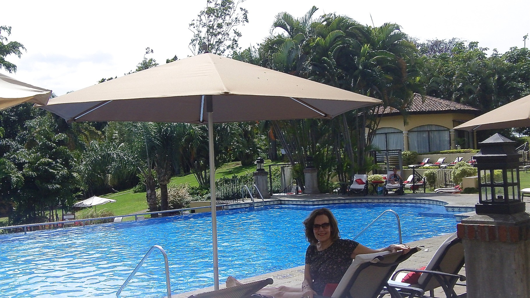 at the Marriott San Jose Hotel, San Jose, Costa Rica