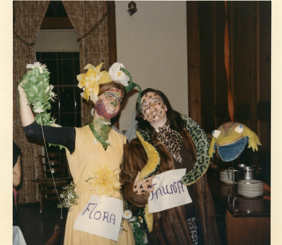 Halloween, Smith College, 1967