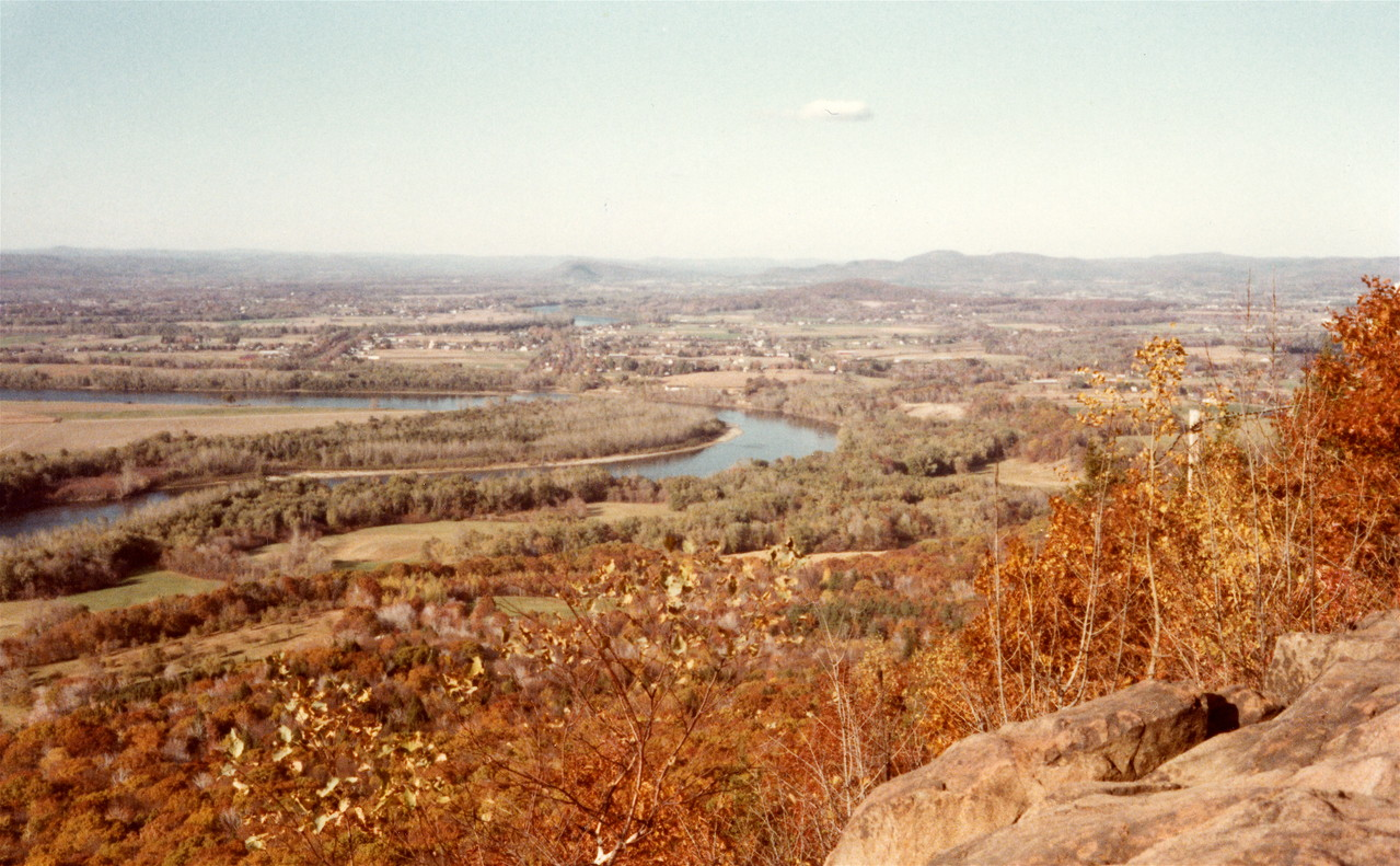 Mount Tom, near Smith College