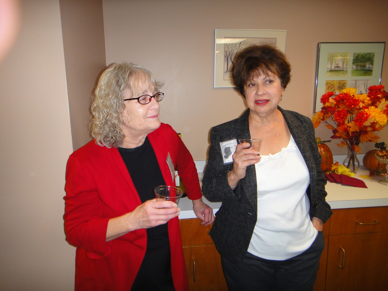 Barb Slater & Jeanette Santaro