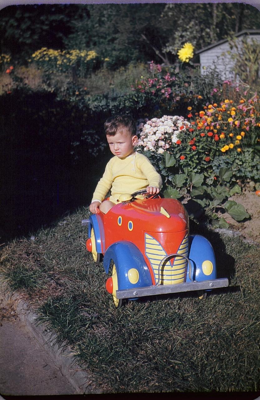 Bill Gudas (Jay & Helen's son, ~1949)