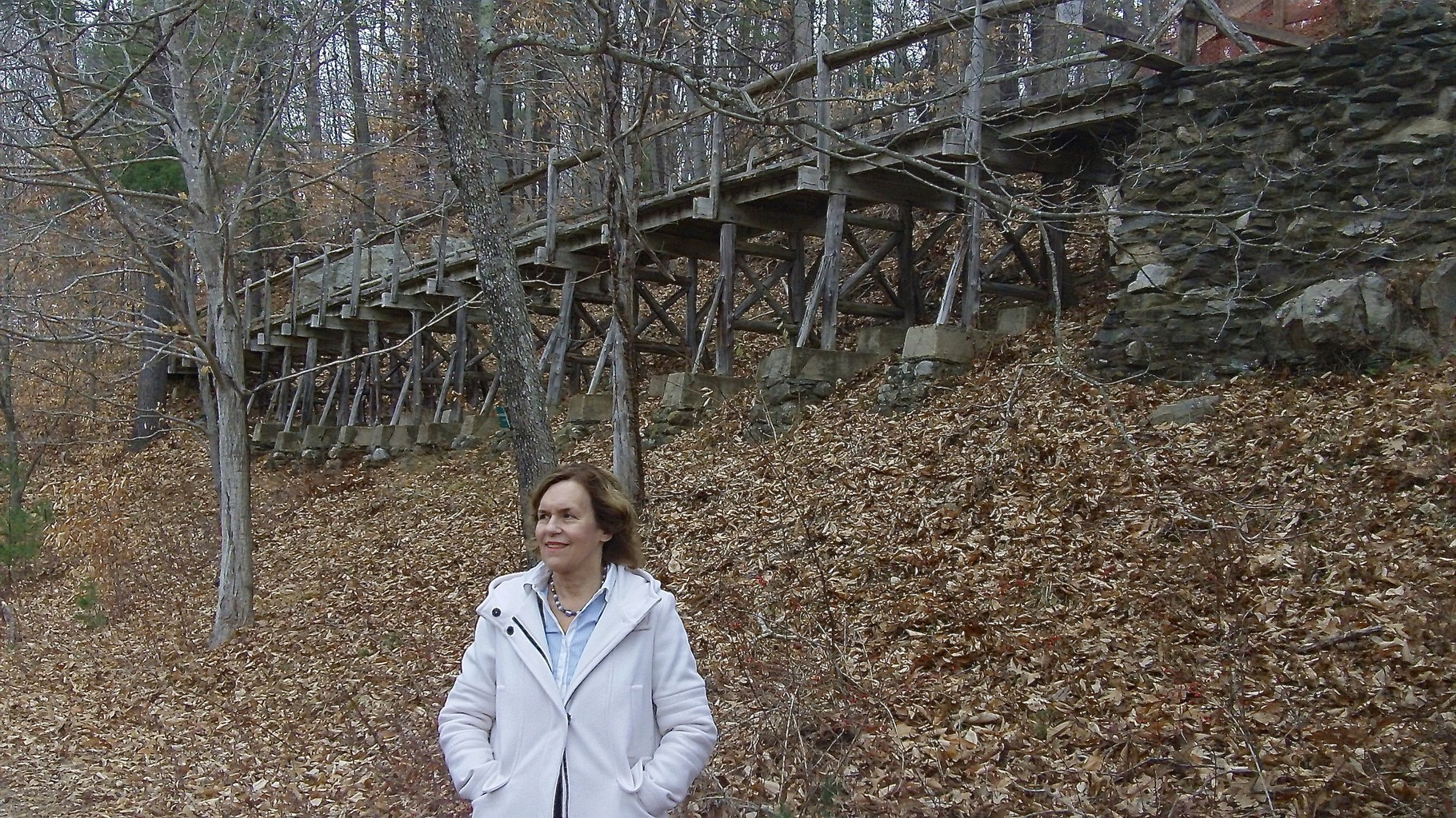 Lorraine, Gillette Castle State Park