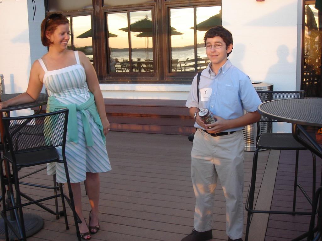 Meghann & Susan & Eliott's son