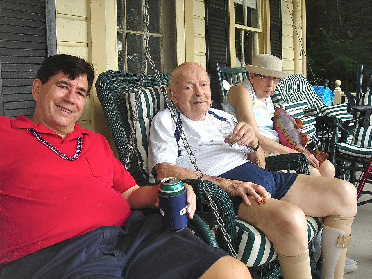 John, Al & El, July 4th, 2013