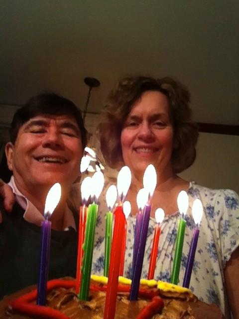 John's Birthday, 2014