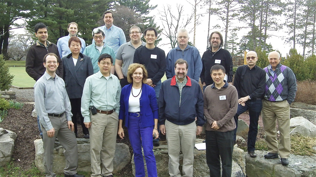 Pharmacology Program Retreat, April 2013, Sky Top, PA