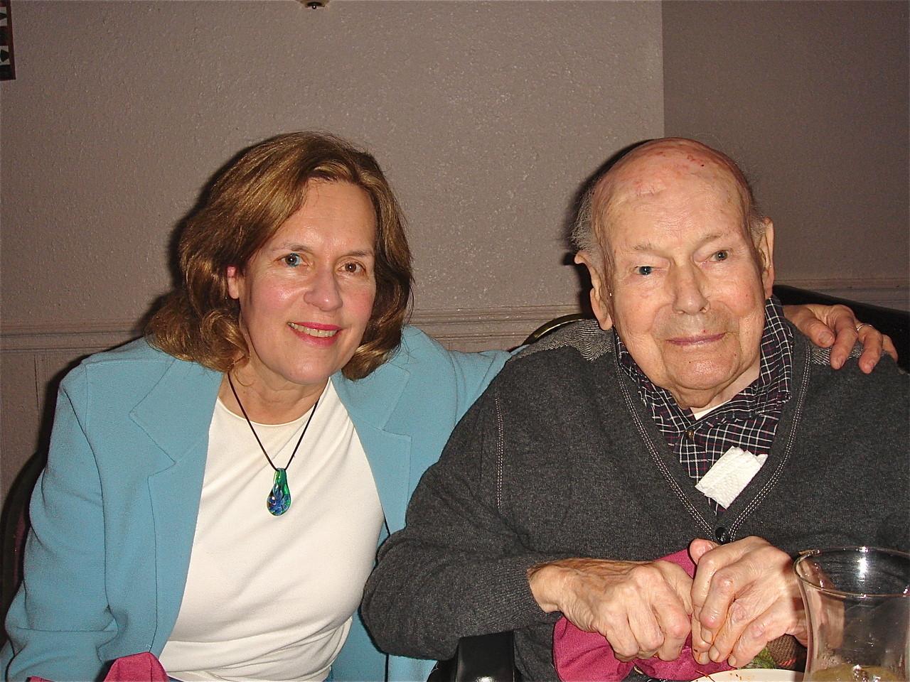 Lorraine & Al, Casa di Copani Restaurant, Syracuse, NY 11-23-12