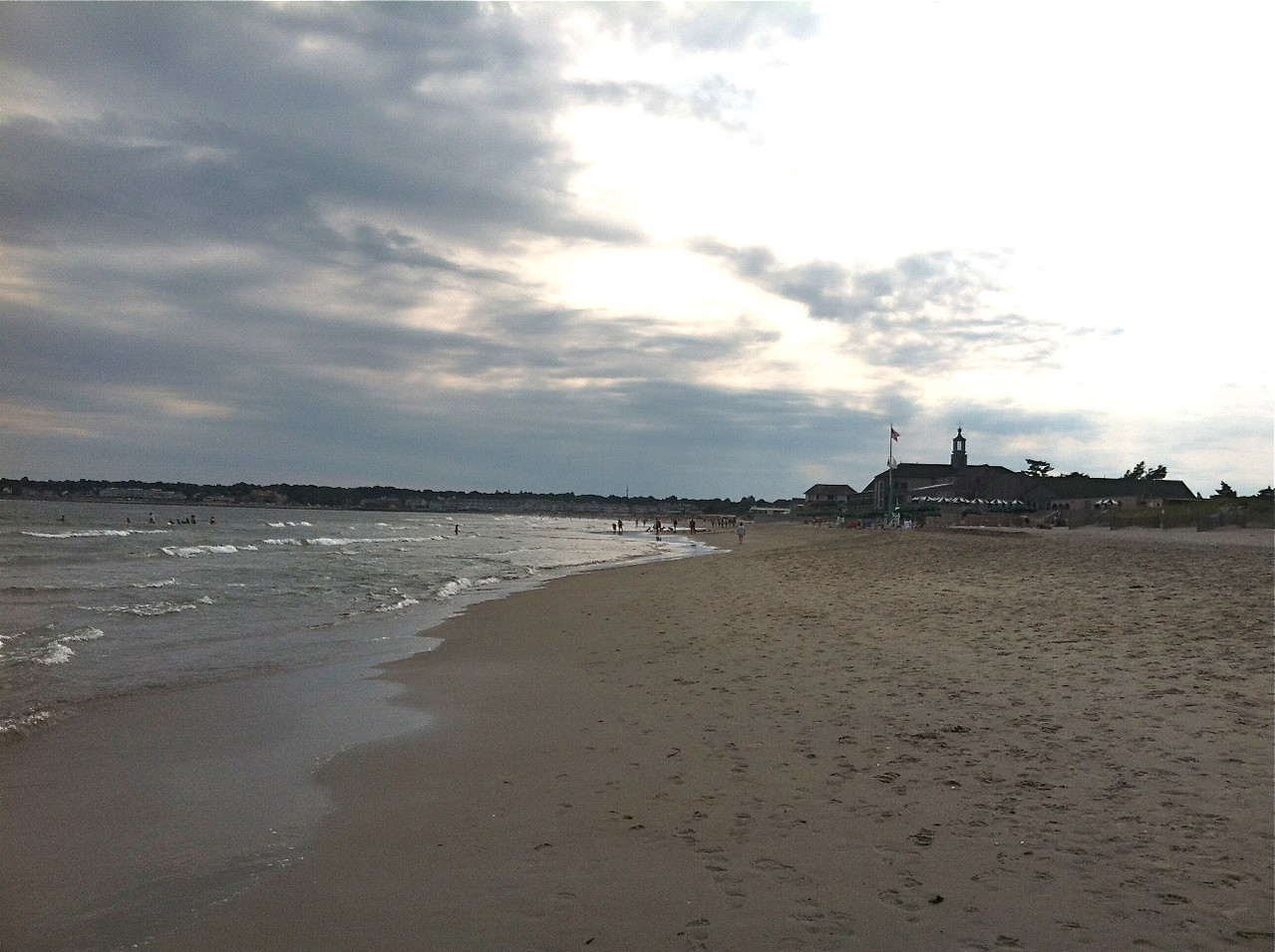 Narragansett Beach, RI  August, 2013