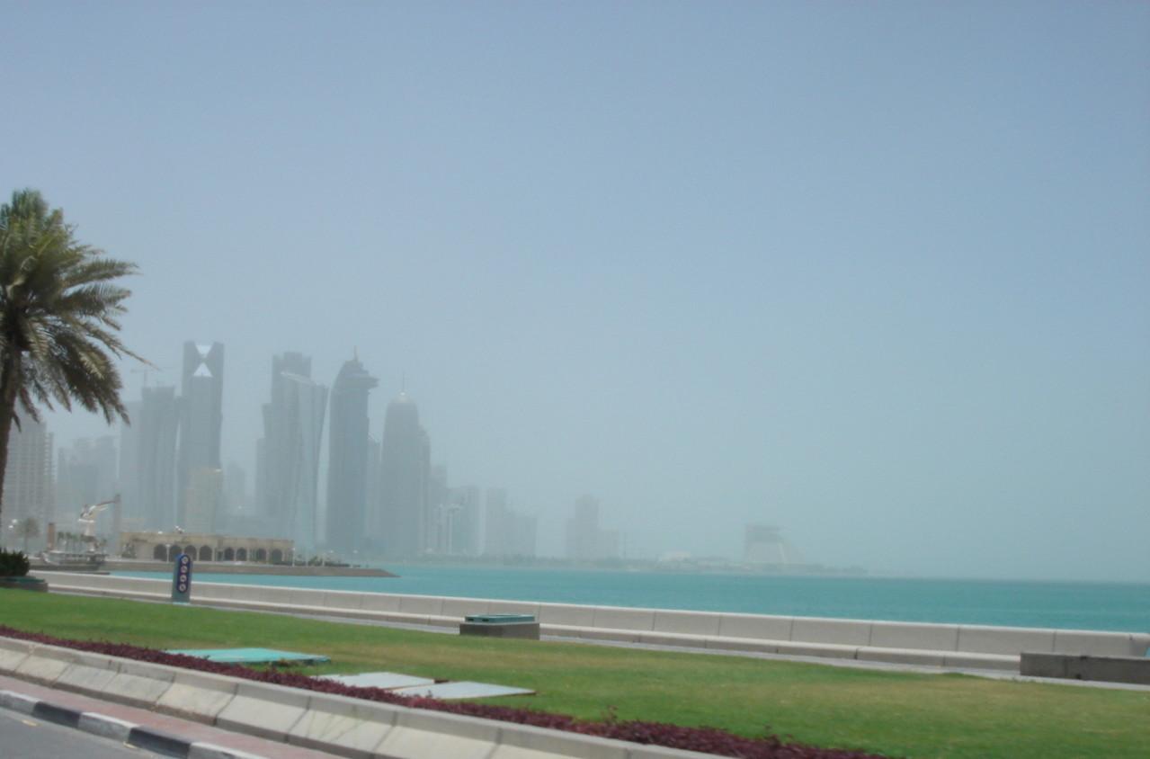 Sandstorm, Doha