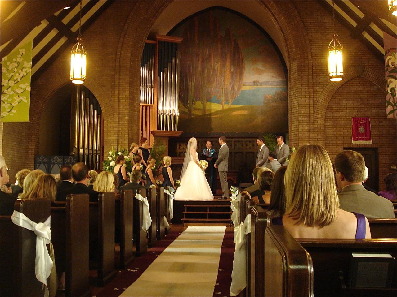 First Unitarian Church, Waterman Blvd, St. Louis