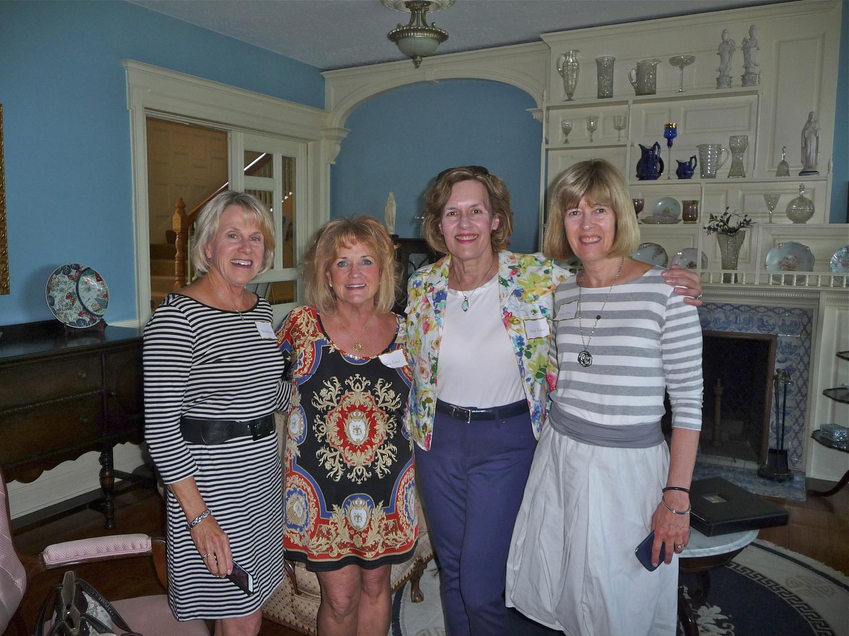 Melinda Bowser, Suzi Schall, Lorrie Gudas, Nancy Hynes