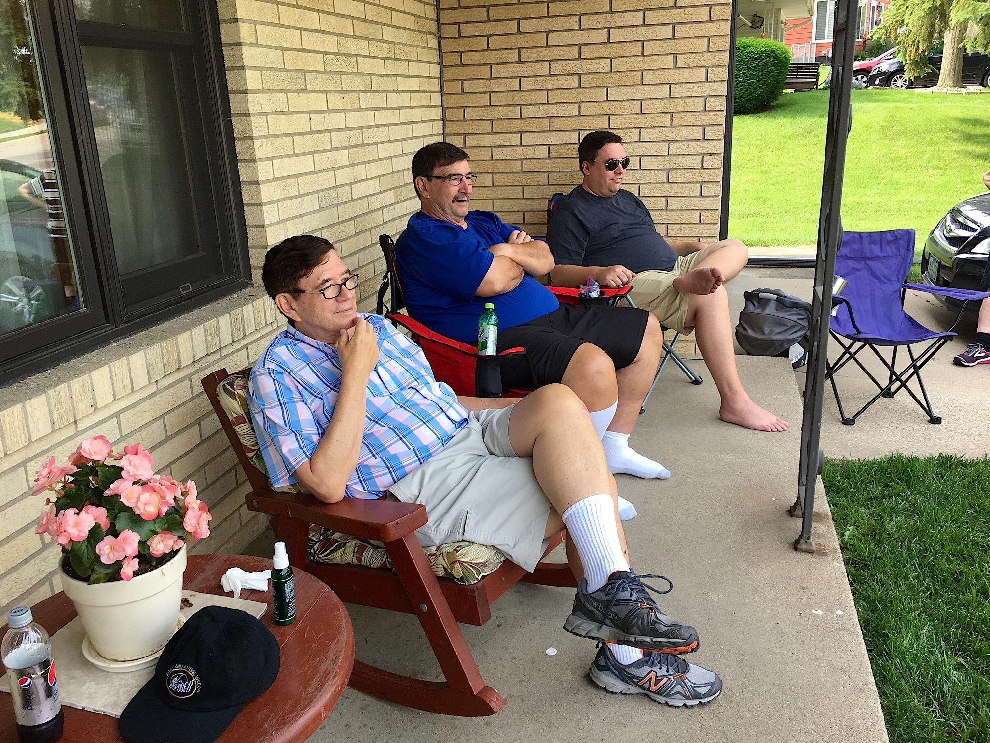 John, Paul, & Greg