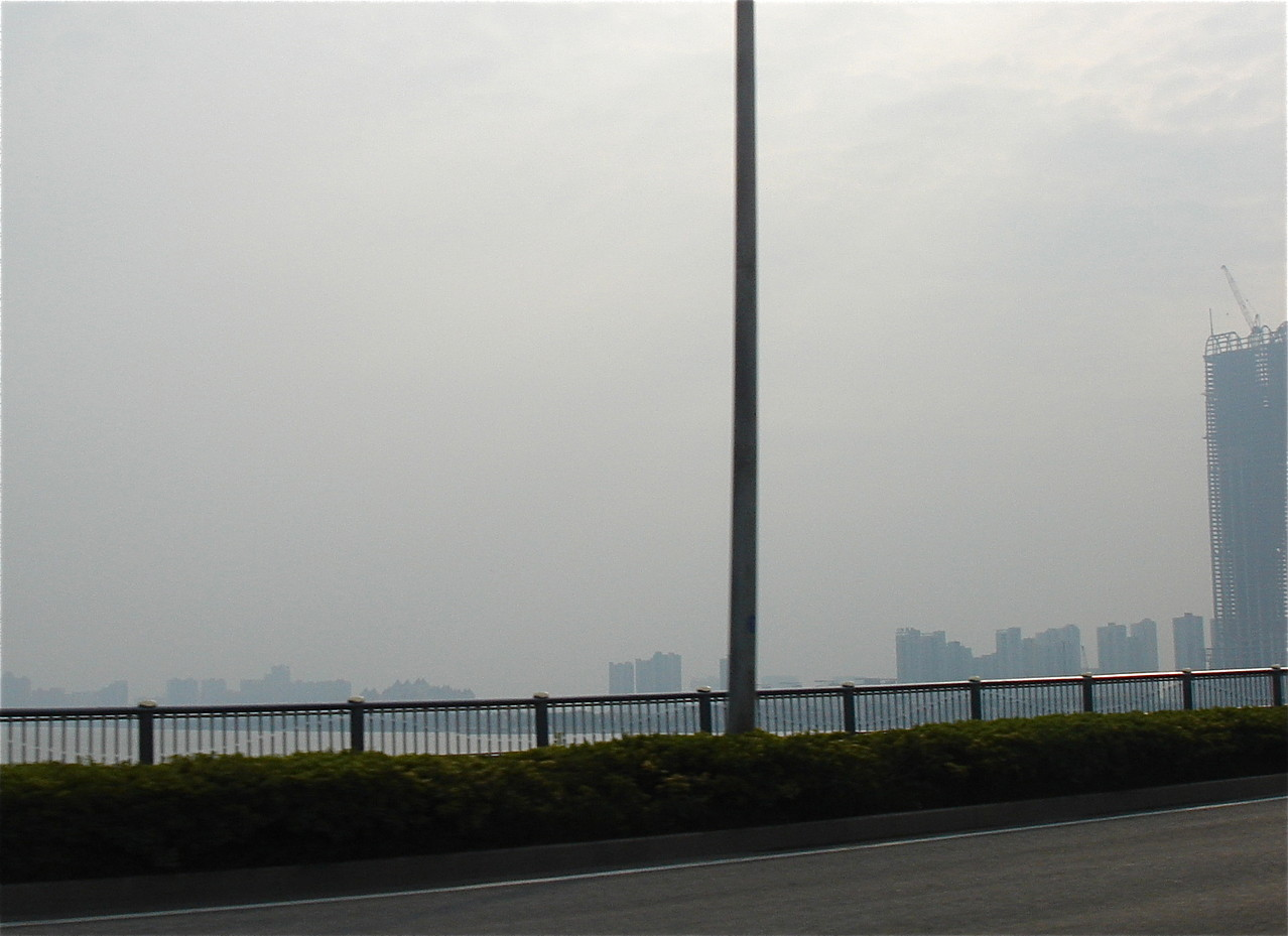 Air Pollution in Suzhou, China