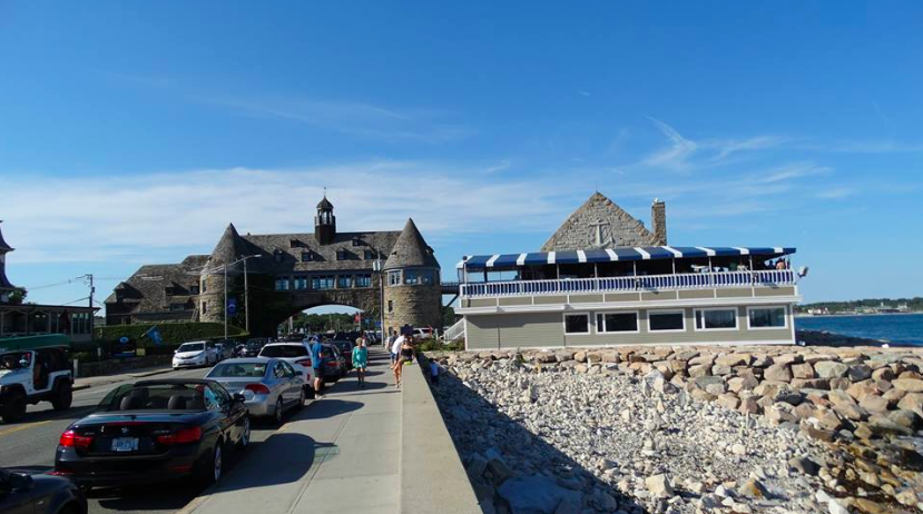 The Coast Guard House, Narragansett, RI