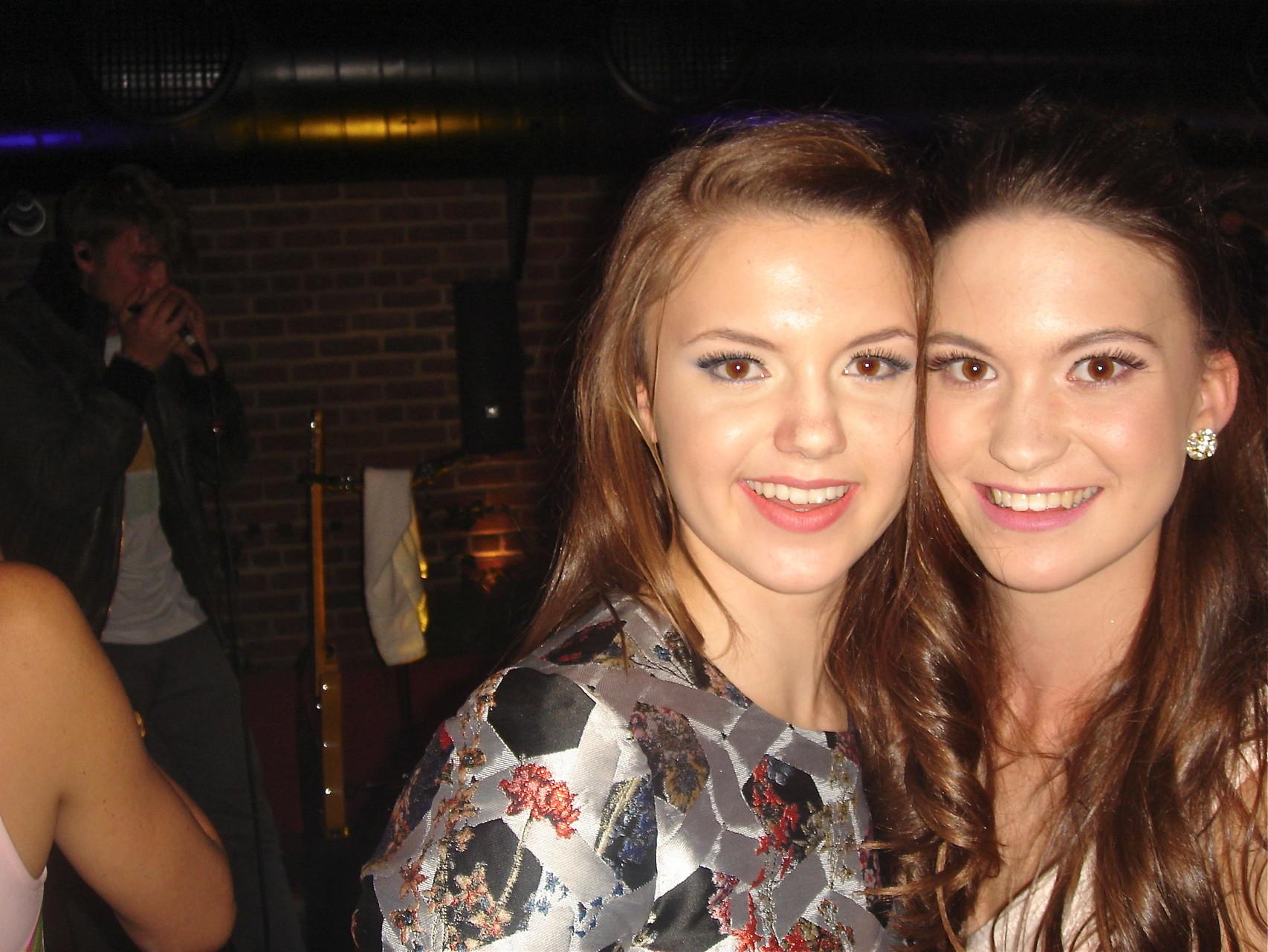 Kate & Ellie Kagel