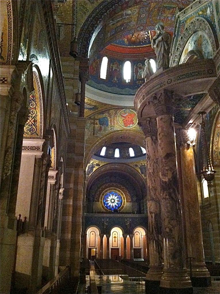 Catholic Basilica, St. Louis