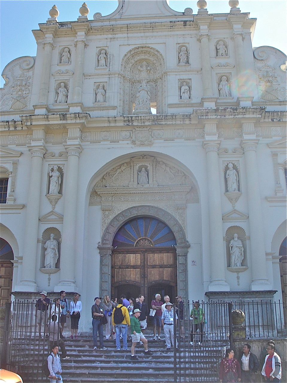 La Antigua Cathedral