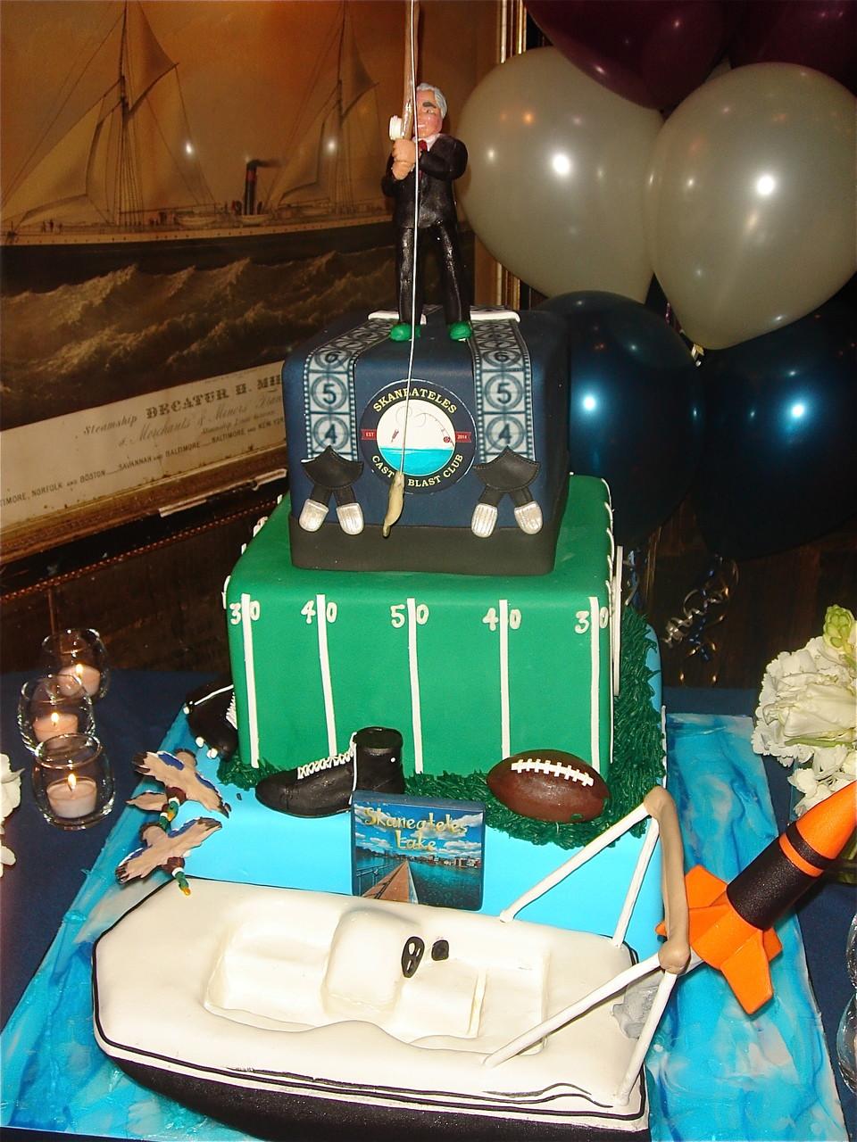 The amazing Birthday cake from Cake Boss!!