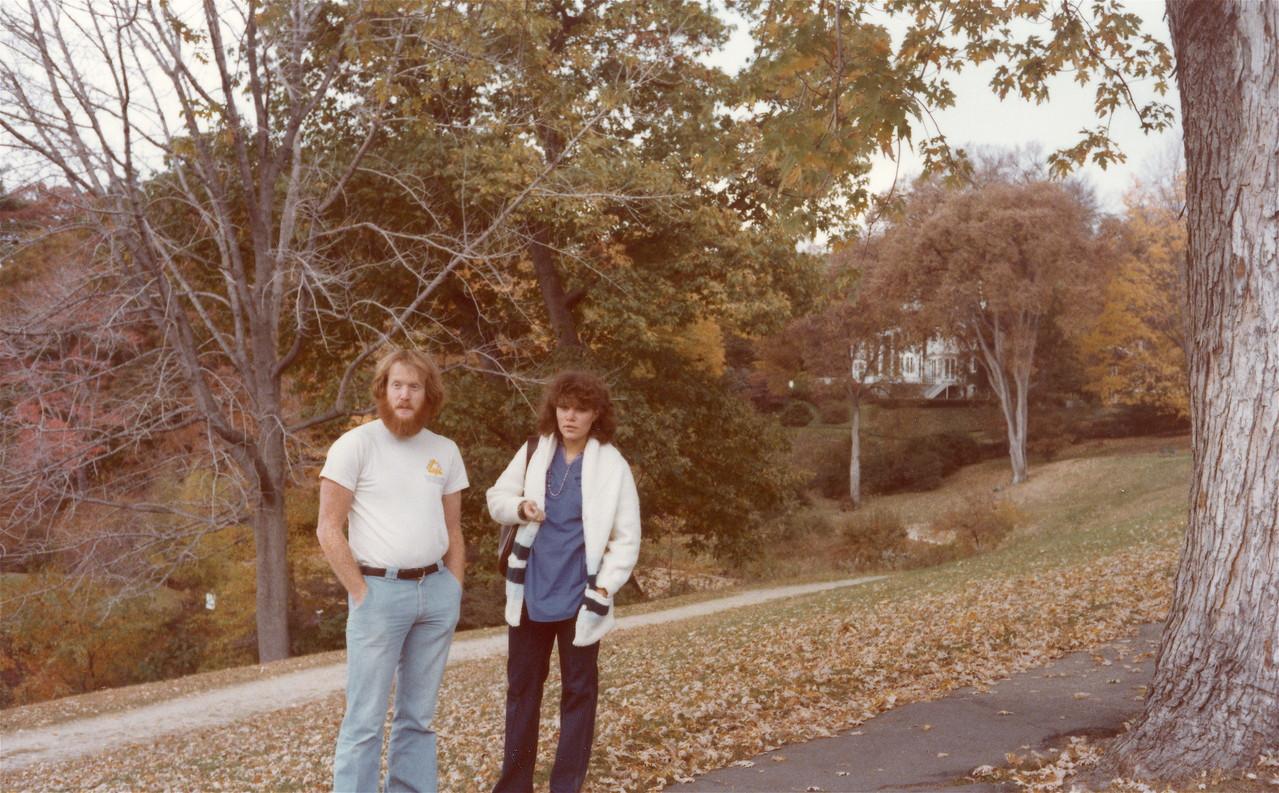 Buddy Ullman & Celeste G., 1978, Smith College