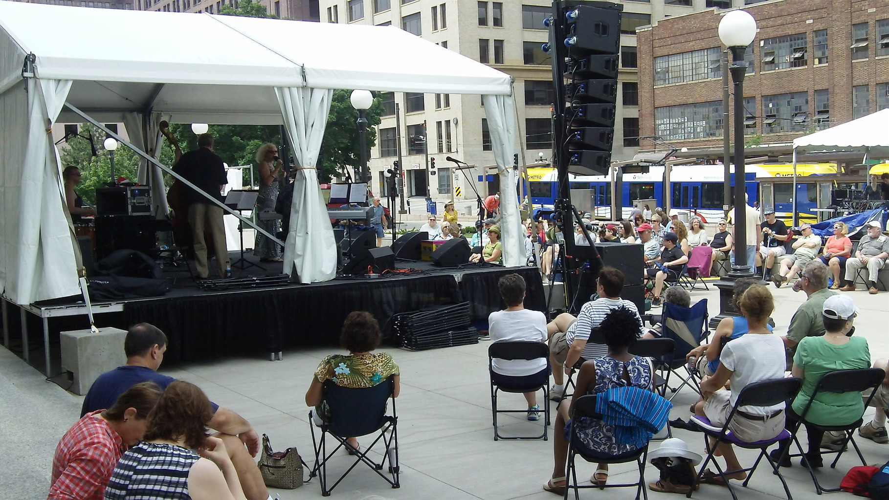 Jazz Festival, Twin Cities, Union Depot