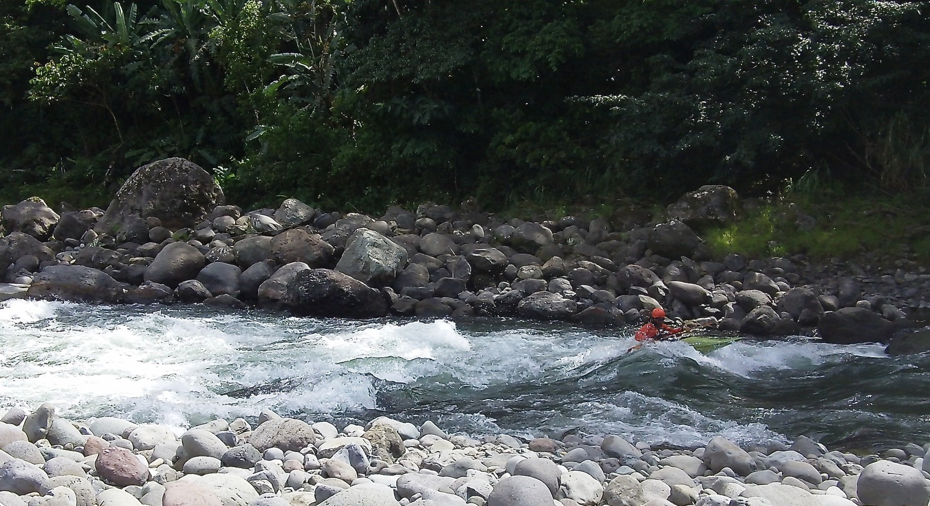 Pacuare White Water Rafting ,Costa Rica Feb 2016
