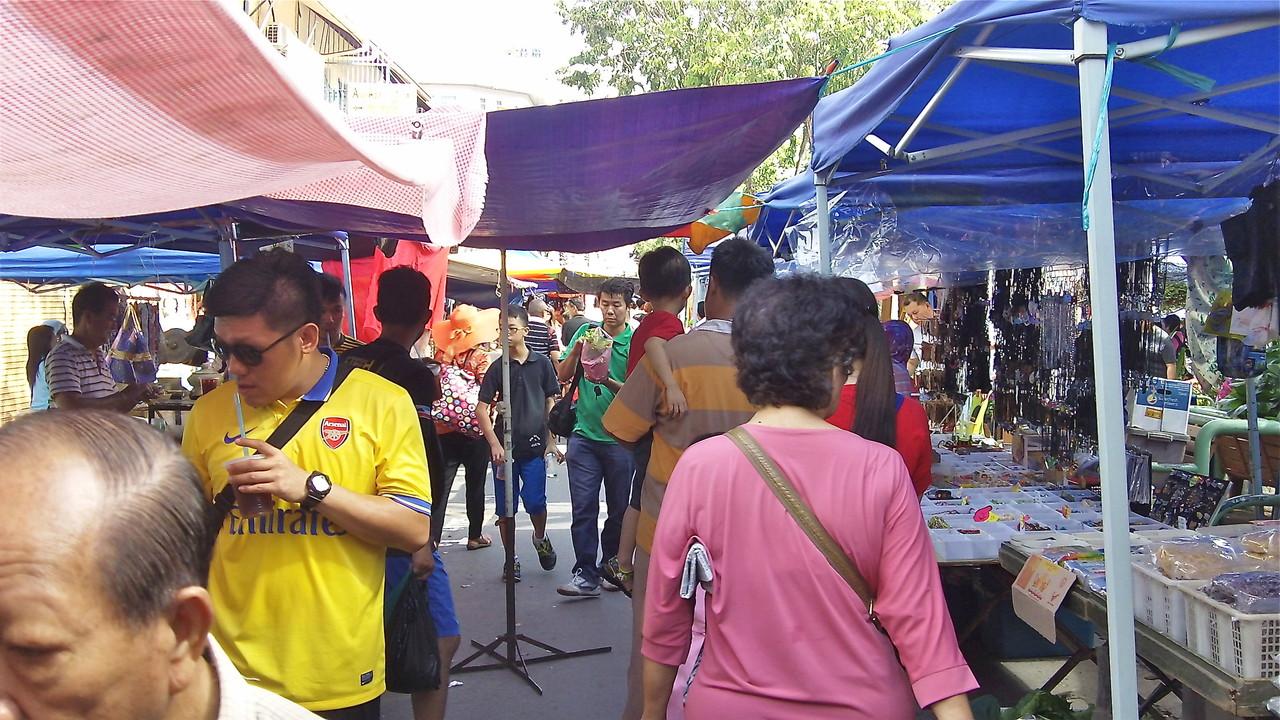Sunday Market, Kota Kinabalu, Borneo