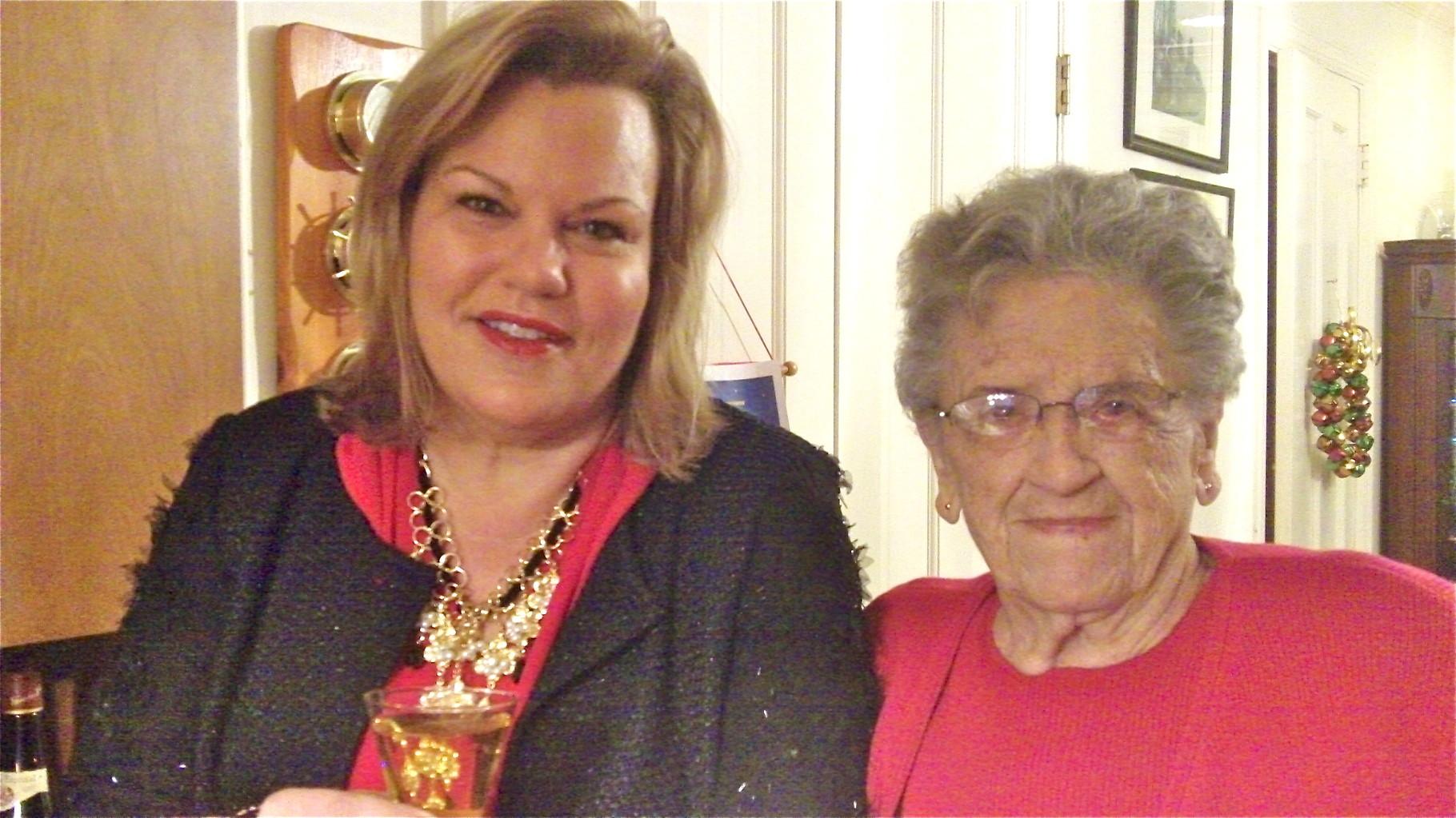 Celeste Gudas & Mary Lou Wagner