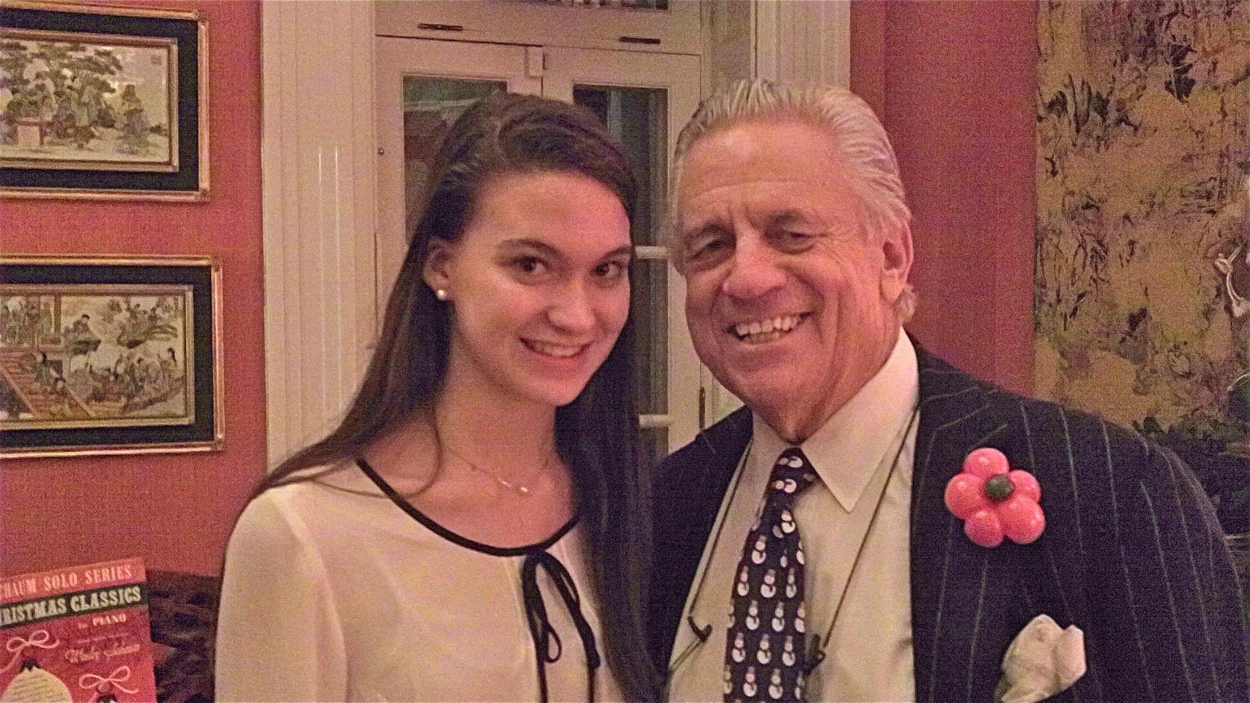 December 19, 2014  Brooklyn Heights   Ellie & Stuart Kagel Sr.