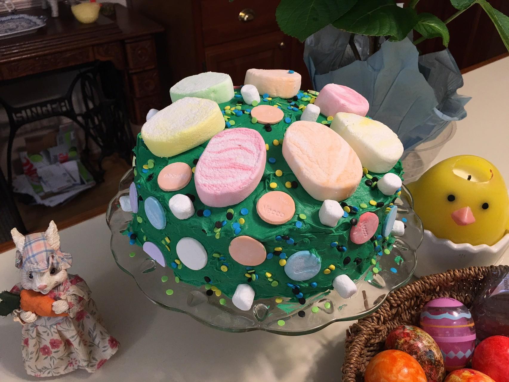 John's Easter Cake!!