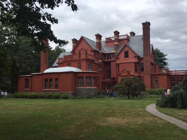 Thomas Edison's home, Glenmont
