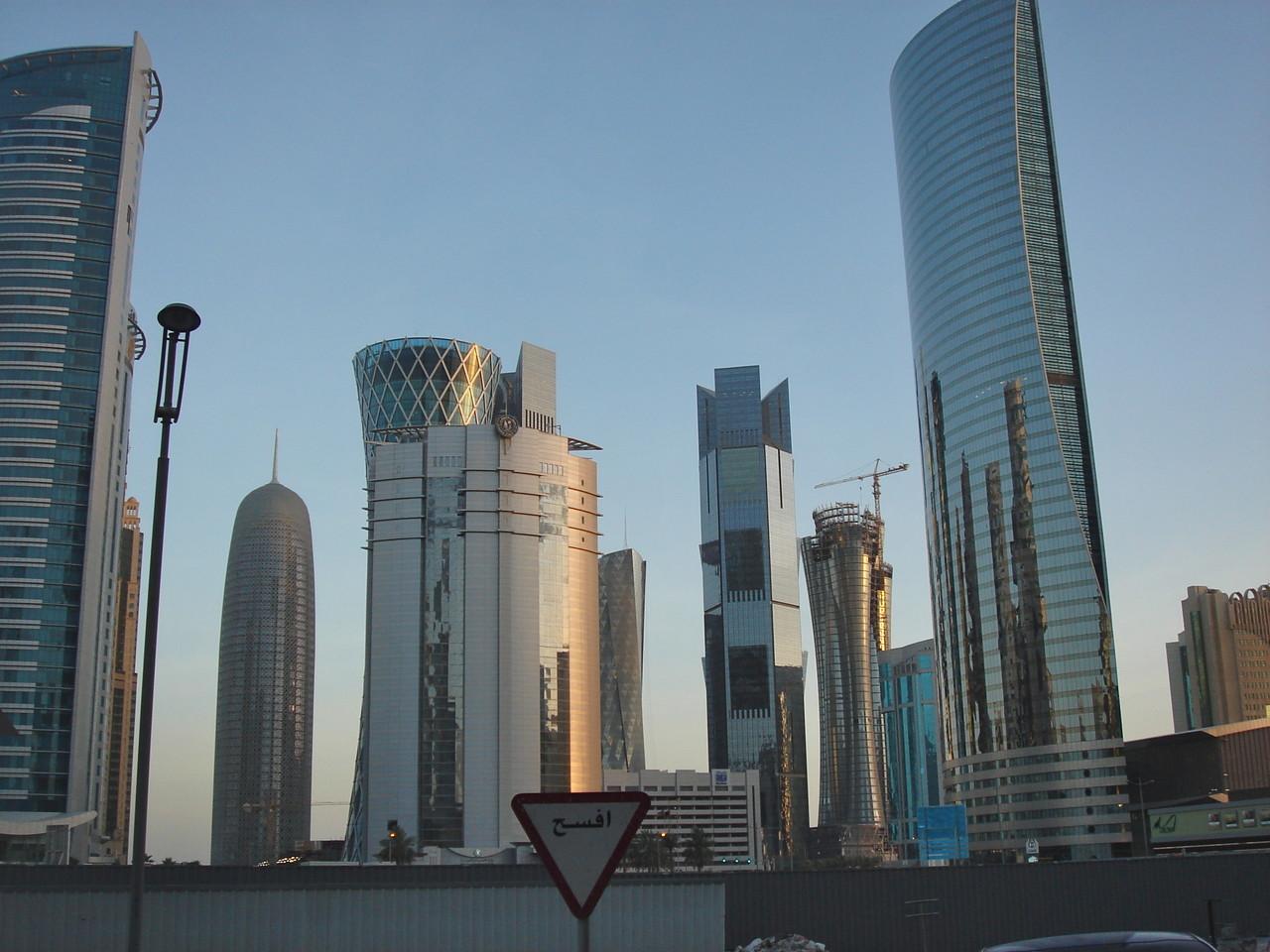 Downtown, Doha