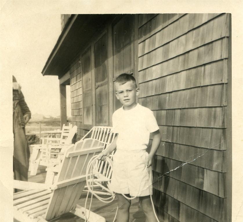 Stuart Kagel  1940s